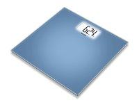 Весы напольные Beurer GS208 Blue