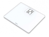 Весы напольные электрон. Beurer GS340 XXL, белые