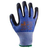 Jeta Safety JCN051 Перчатки для защиты от порезов (5 класс) из синтетики с нитриловым покрытием