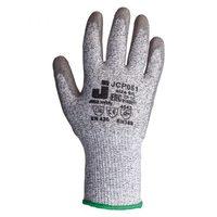 Jeta Safety JCP051 Перчатки от порезов (5 класс) из синтетики с полиуретановым покрытием