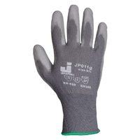 Jeta Safety JP011g Защитные перчатки из полиэстра c полиуретановым покрытием, цвет серый
