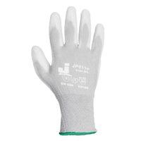 Jeta Safety JP011w Защитные перчатки из полиэстра c полиуретановым покрытием, цвет белый