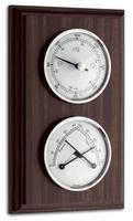Аналоговая метеостанция TFA 20.1087.03, деревянная