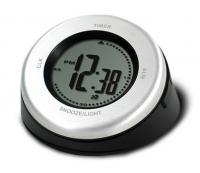 Настольные часы-будильник с таймером Wendox W4531-B