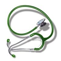 Стетофонендоскоп CS Medica CS-417 (зеленый)