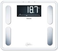 Весы напольные электрон. Beurer BF410, белые