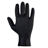 JSN10NATRIXBL Нескользящие одноразовые нитриловые перчатки, упаковка 5 пар