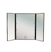 Зеркало складное портативное GESS uLike Porto (GESS-805p)