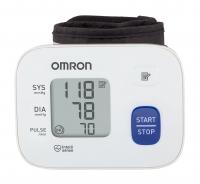Тонометр автоматический на запястье OMRON RS1 (HEM-6160-RU)