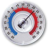 Аналоговый термометр TFA 14.6009.30, биметаллический, оконный