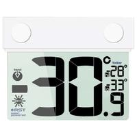 Оконный термометр на солнечной батарее RST 01377