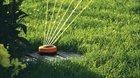 Дождеватель выдвижной контурный AquaContour Automatic Gardena (01559)
