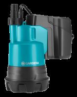 Насос дренажный для чистой воды аккумуляторный 2000/2 Li-18 Gardena (01748-20)