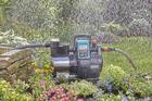 Насос напорный автоматический 6000/6E LCD inox Premium Gardena (01760-20)