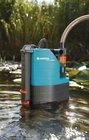 Насос дренажный для грязной воды 13000 AquaSensor Comfort Gardena (01799-20)