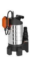 Насос дренажный для грязной воды 20000 inox Premium Gardena (01802-20)