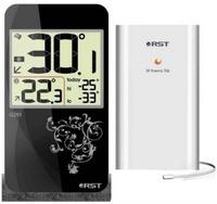 Цифровой термометр с радиодатчиком в стиле iPhone RST 02251