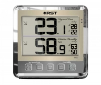 Цифровой термогигрометр с большим дисплеем RST 02403