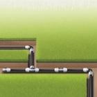 Соединитель 32 мм (для наращивания линии) Gardena (02776-20)