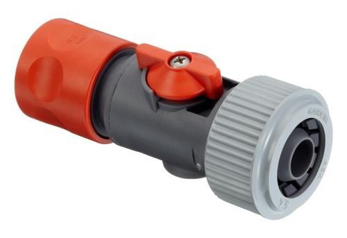 Коннектор с регулятором 19 мм (3/4) Gardena (02943)