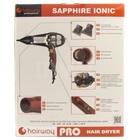 Фен HAIRWAY Sapphire Ionic 2100W (03039-07)