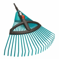 Грабли пластиковые веерные регулируемые Gardena (03099-20)
