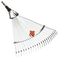 Грабли стальные веерные регулируемые Gardena (03103-20)