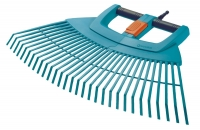 Грабли пластиковые веерные XXL складные Gardena (03107-20)