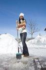 Скребок для льда и снега 15 Gardena (03250-20)