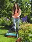 Механическая барабанная газонокосилка 400 Gardena (04018-20)