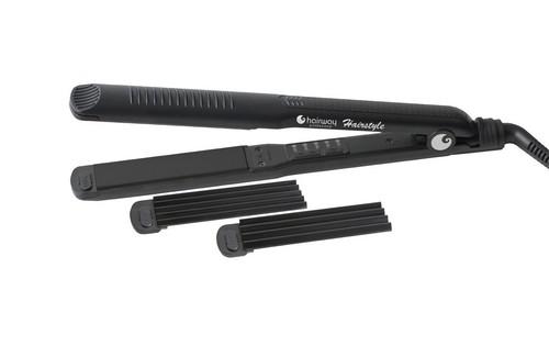 Щипцы для выпрямления и гофре HAIRWAY Hairstyle (04108)