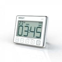Цифровой таймер-секундомер с часами RST 04202