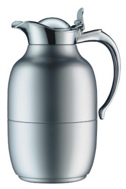 Термос-графин Alfi Helena Alu satin silver 1,0 L арт.0520270100
