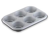 Форма для выпечки 6 кексов Berndes SPECIALS, 27 x 18,5 см (053320)