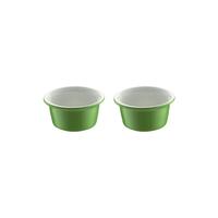 Форма для запекания, 2 шт, диаметр 11, светло-зел. Berndes (054048)