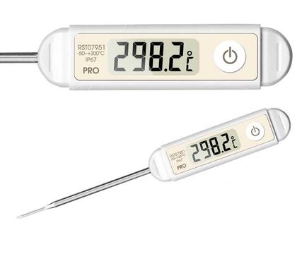 Цифровой водонепроницаемый проникающий термометр RST 07951