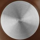 Кастрюля со стеклянной крышкой Berndes ALU COLOR INDUCTION (Ø 24 см) (079735)