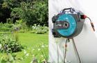 Катушка для шлангов настенная автоматическая 35 Gardena (08024-20)