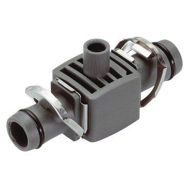 """Соединитель T-образный для микронасадок 13 мм (1/2"""") Gardena (08331-29)"""