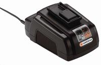 Универсальное зарядное устройство для всех типов аккумуляторов Gardena 18В/25В/36В Gardena (08831-20)