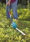 Набор: аккумуляторные высоторез TCS Li 18/20 + штанговые ножницы для живой изгороди THS Li 18/42 Gardena (08867-20)