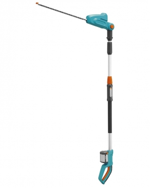 Аккумуляторные телескопические ножницы для живой изгороди THS Li-18/42 Gardena (08881-20)