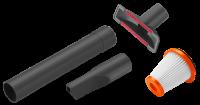Комплект насадок для пылесоса EasyClean Li Gardena (09343-20)