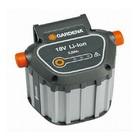 Аккумуляторный турботриммер EasyCut Li-18/23R Gardena (09823-20)