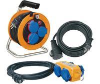 Комплект удлинителей 3 в 1 Brennenstuhl Power Pack (1070150)