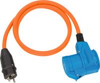 1132910525 Brennenstuhl Удлинитель-переноска Adapter Cable, H07RN-F 3G2.5, 1.5м, IP44