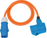 1132920525 Brennenstuhl Удлинитель-переноска Adapter Cable, H07RN-F 3G2.5, 1.5м, IP44