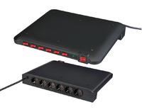 Сетевой фильтр 2 м Brennenstuhl Power Manager 19.500 А, 6 розеток (1150060)