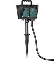 Удлинитель для сада 10 м Brennenstuhl Socket Outlet, IP44 (1154450)