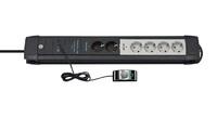 Удлинитель 3 м Brennenstuhl Premium-Line Comfort Switch Plus, 6 розеток (1156050071)